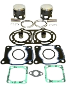 Top End Rebuild Kit Honda ATV TRX250 1986 66mm Cylinder Bore 54-205-10