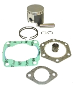 Top End Rebuild Kit Polaris ATV 250 1986-2002 72mm Cylinder Bore 54-300-10P
