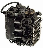 "Remanufactured Powerhead for Mercury 150hp EFI & XR6 EFI 2.5 Liter 1994-1999 with 3.500"" Cylinder Bore TS 010-2166"
