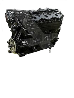 "Remanufactured Powerhead for Mercury 135 & 150hp 2.0 Liter 1983-1990 Carbureted Engines 3.125"" Cylinder Bore TS 010-2136"