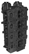 Remanufactured Cylinder Head for Mercury 115hp 4 Stroke 4 Cylinder 2001-2006 TS-010-5002