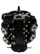 "Remanufactured Powerhead for Johnson & Evinrude 75 & 90hp Ficht FFI Fuel Injection 2000-2006 3.601"" Bore TS-010-6009"