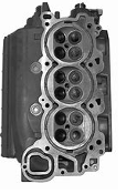 Remanufactured Cylinder Head for Yamaha 200, 225 & 250hp XA Models 4 Stroke 2008 & Up TS-010-7043