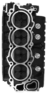 Remanufactured Cylinder Head for Yamaha 300 & 350hp V8 4 Stroke 2006 & Up F300XCB & F350XCB TS-010-7052