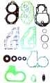 New WSM Complete Overhaul Gasket Kit for Yamaha 30hp 2 Stroke 1997 500-318 Replaces; 61T-W0001-02, 689-W0001-04-00