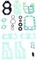 New WSM Gasket Kit for Yamaha 40hp 2 Cylinder 2 Stroke 1982-1997 500-312 Replaces; 6R6-W0001-02