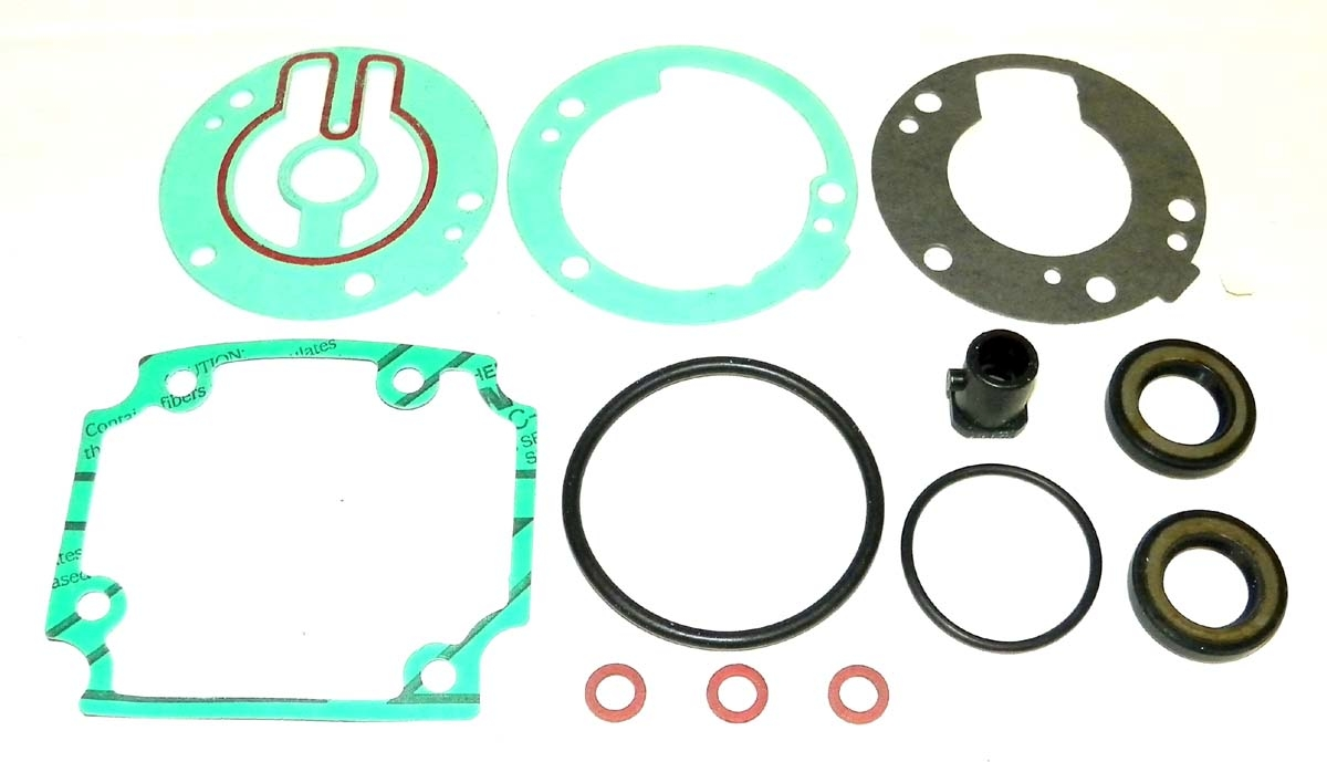 Lower Unit Seal Kit for Yamaha 25-30hp 1984-1991 Replaces