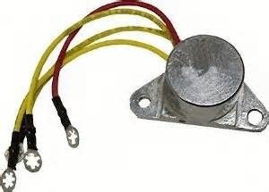 Rectifier Johnson & Evinrude 4-200hp Replaces